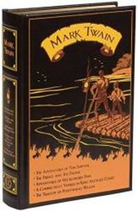 image of Mark Twain: Five Novels
