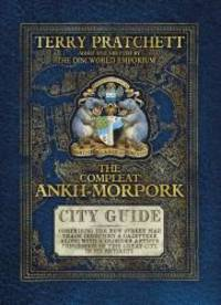 image of The Compleat Ankh-Morpork: City Guide