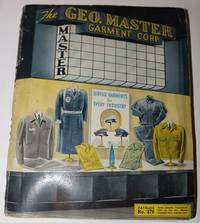 [Trade Catalogue] The George Master Garment Corp. Catalog No. 272 Service Garments for Every Industry