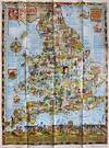 View Image 1 of 2 for England & Wales Heritage Colour Pictorial Map Inventory #298229