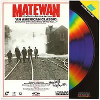 Matewan. (Laserdisc Film).