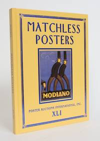 image of Matchless Posters: Sunday, November 13, 2005 at 11 am at The International Poster Center