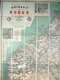 Veikart over Norge