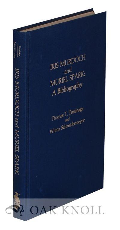 Metuchen, NJ: The Scarecrow Press, 1976. cloth. Murcoch, Iris. 8vo. cloth. xvi, 237+(1) pages. Scare...