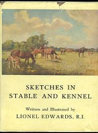 SKETCHES IN STABLE AND KENNEL.