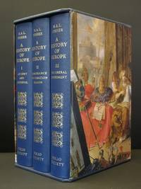 A History of Europe: Ancient, and Medieval; Renaissance Reformation Reason; The Liberal Experiment