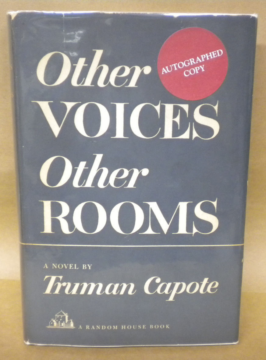 Other Voices Other Rooms Book