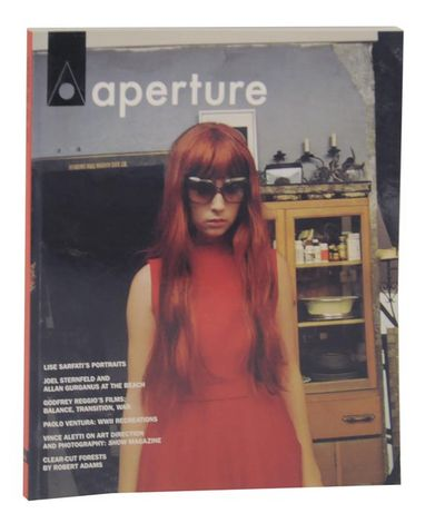 New York: Aperture, 2005. First edition. Softcover. Fall 2005. Features work by: Lise Sarfarti, Joel...