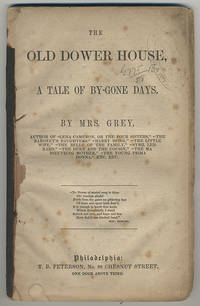 The old Dower House, a tale of by-gone days.