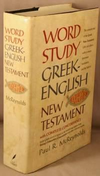 image of Word Study Greek-English New Testatment.
