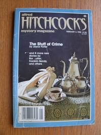 image of Alfred Hitchcock's Mystery Magazine February 3, 1982