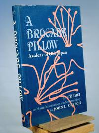 A Brocade Pillow: Azaleas of Old Japan