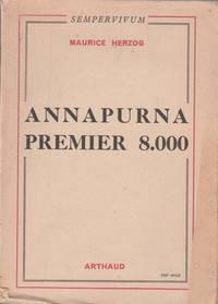 Annapurna Prelier 8.000