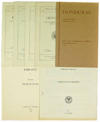 Small Archive of 7 Publications on Honduran Trade and Finance: 1928-1942