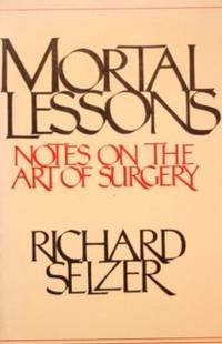 the surgeon as priest richard selzer