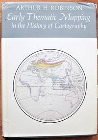 image of Early Thematic Mapping in the History of Cartography