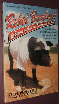 image of Rebel Baseball: the Summer the Game Was Returned to the Fans