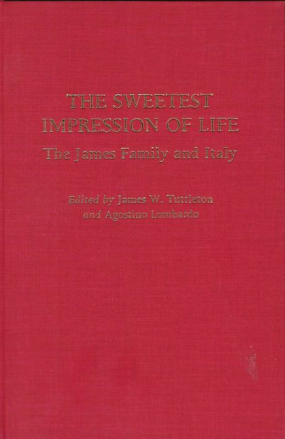 New York: The University Press, 1990. First Edition. 8vo., red cloth, stamped in gilt; 250 pages. Fi...