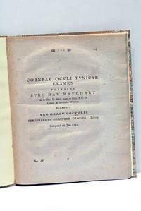 Cornea Oculi Tunicae examen.