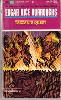 image of Tarzan's Quest (Series: Tarzan 19.)
