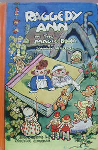 Raggedy Ann and Andy in the Magic Book