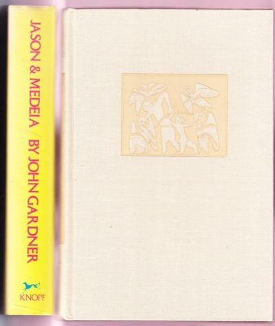 NY: Knopf, 1973. First edition, first prnt. Inscribed by Gardner to a family member.