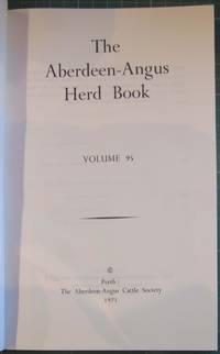 The Aberdeen-Angus Herd Book Volume 95