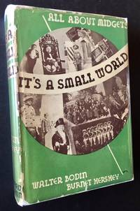 It's a Small World: All About Midgets (In Dustjacket)