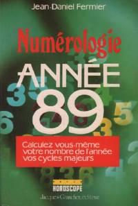 Numérologie 1989 broche