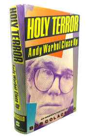 image of HOLY TERROR :  Andy Warhol Close Up
