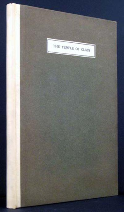 Cambridge, England: Cambride University Press, 1905. Collectible; Very Good. 1905 facsimile, limited...