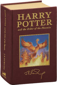 image of Harry Potter and the Order of the Phoenix (First Deluxe Edition)