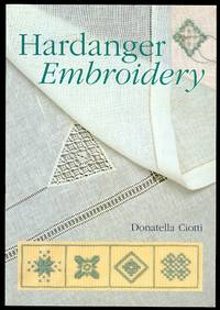 image of HARDANGER EMBROIDERY.