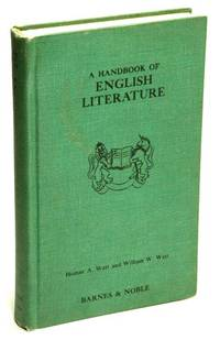 image of A Handbook of English Literature