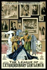 THE LEAGUE OF EXTRAORDINARY GENTLEMEN by Moore, Alan - 2000