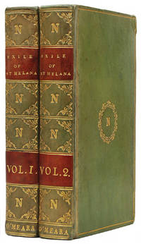 Napoleon in Exile; or A Voice from St. Helena by O'MEARA, Barry E - 1822