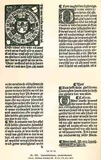 Katalog der Inkunabeln der Kgl. Bibliothek in Stockholm