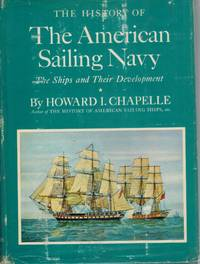 THE HISTORY OF THE AMERICAN SAILING NAVY The Ships and Their Development