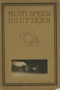 MULTI SPEED SHUTTERS FOR THE PROFESSIONAL AND AMATEUR PHOTOGRAPHER
