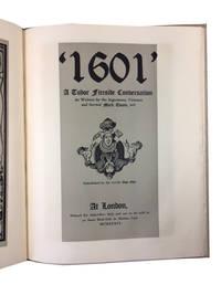 '1601' A Tudor Fireside Conversation