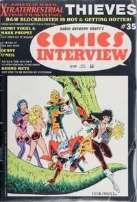 image of Comics Interview #35