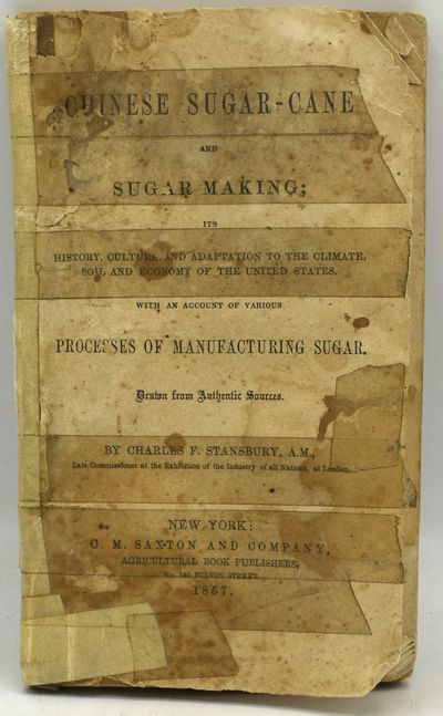 New York: C. M. Saxton and Company, 1857. First Edition. Soft Cover. Poor binding. Text is foxed thr...