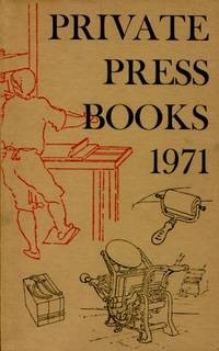 Private Press Books