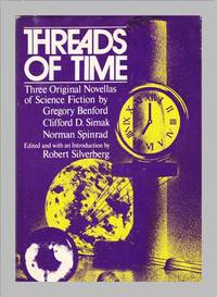 image of Threads of Time: Three Original Novellas of Science Fiction
