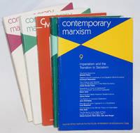 Contemporary Marxism. No. 9-14 (Fall 1984-Fall 1986)