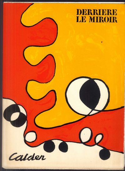 Paris: Maeght, 1968. First Edition. Hardcover. Very Good Condition. Loose as issued in lithograph wr...