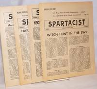 Spartacist. Numbers 1-4 (February-March 1964 to May-June 1965)