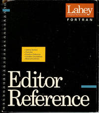Lahey Blackbeard Editor Reference Manual : Revision A 1990 by Editors - Paperback - 2nd Edition - 1990 - from Squirrel Away Books (SKU: 013142)