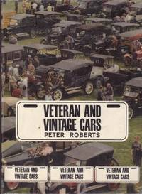 image of VETERAN AND VINTAGE CARS
