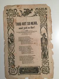 Thou Art So Near, And Yet So Far! by N/A - from WellRead Books and Biblio.com